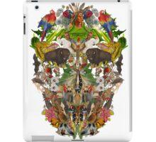 Ancient Skull iPad Case/Skin