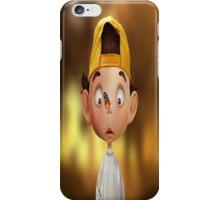 Cartoon Boy iPhone Case/Skin