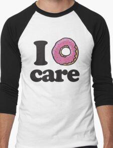 I donut care Men's Baseball ¾ T-Shirt