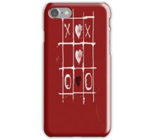 the-game-of-love iPhone Case/Skin