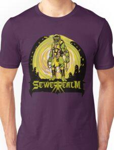 SewerRealm -Yellow Unisex T-Shirt