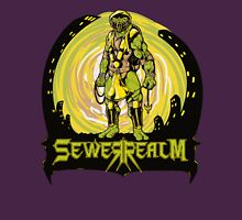 SewerRealm -Yellow Unisex T-Shirt