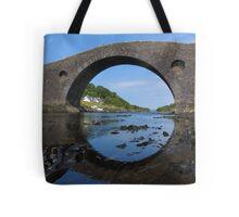 Bridge over the Atlantic Tote Bag
