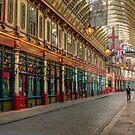 Leadenhall Market: London. by DonDavisUK