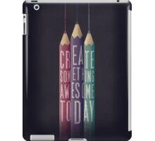 BE CREATIVE iPad Case/Skin