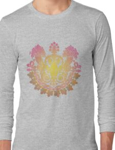 Cornucopia Princess Damask Long Sleeve T-Shirt