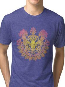 Cornucopia Princess Damask Tri-blend T-Shirt