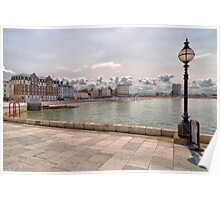 Margate seafront  Poster