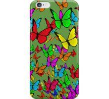 Got Butterflies! iPhone Case/Skin