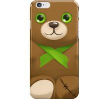 Teddy needs hugs iPhone Case/Skin