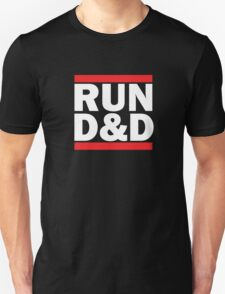 Run Dungeons and Dragons T-Shirt