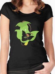 Bellsprout - Weepinbell - Victreebel Women's Fitted Scoop T-Shirt