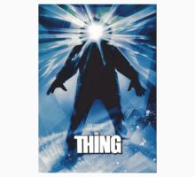 The Thing Sci Fi Movie by comastar