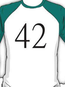 42 tee T-Shirt