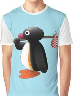 Pingu the Penguin Graphic T-Shirt