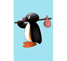 Pingu the Penguin Photographic Print
