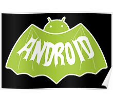 Android (Batman Style) Poster
