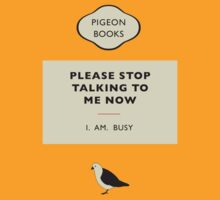 I. Am. Busy by StewNor