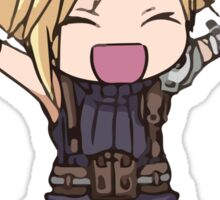 Chibi Cloud Sticker