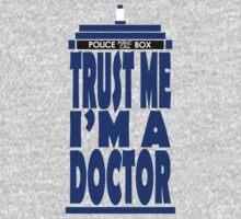 Trust Me, I'm a Doctor by Sarah Mokrzycki