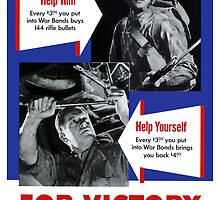 Help Him For Victory -- WWII by warishellstore