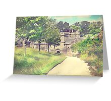Cotehele Greeting Card