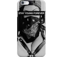 HoodRat iPhone Case/Skin