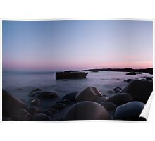 Liscannor Sunset Poster