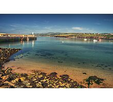Peel Bay on a Summer's Day Photographic Print
