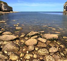 Rocky Shore by Paul Bettison