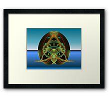 Tut62#15:  Oz (G1360) Framed Print