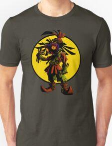 Zelda Majoras Mask Skull Kid  Unisex T-Shirt