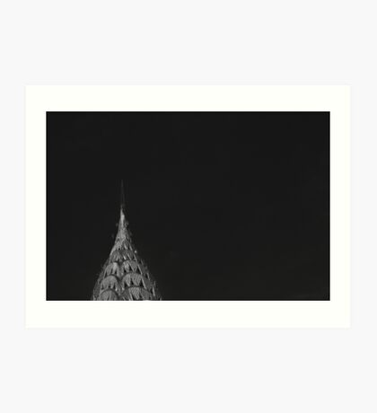 Chrysler Crown Art Print
