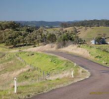 Bingleburra Rd, Gresford to Dungog by SNPenfold