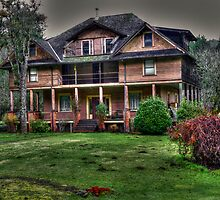 Old Is Good by Charles & Patricia   Harkins ~ Picture Oregon