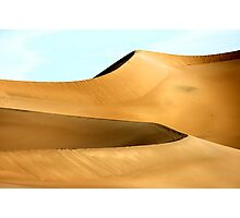 Dune Perfection Photographic Print
