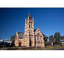 Immaculate Conception Catholic Church, Morpeth, NSW Photographic Print
