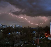 Bolt over Tashkent by Robert Case