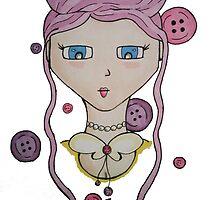 Knitting Obsession by Hannah Dawes