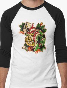 Spitshading 033 Men's Baseball ¾ T-Shirt