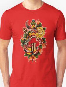 Spitshading 032 Unisex T-Shirt