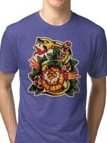 Spitshading 031 Tri-blend T-Shirt