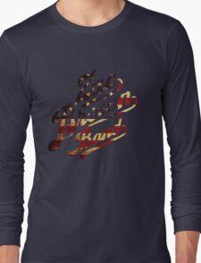 Zac Brown Band American Logo Long Sleeve T-Shirt