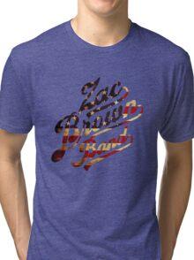 Zac Brown Band American Logo Tri-blend T-Shirt