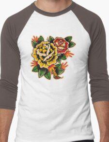 Spitshading 035 Men's Baseball ¾ T-Shirt