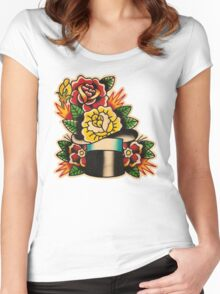 Spitshading 036 Women's Fitted Scoop T-Shirt