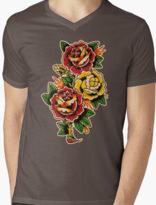 Spitshading 037 Mens V-Neck T-Shirt