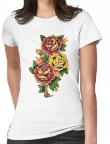 Spitshading 037 Womens Fitted T-Shirt