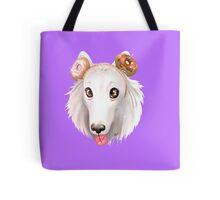 Sprinkle Sugar Pup Tote Bag