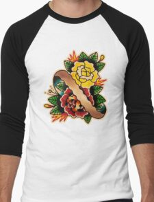 Spitshading 039 Men's Baseball ¾ T-Shirt